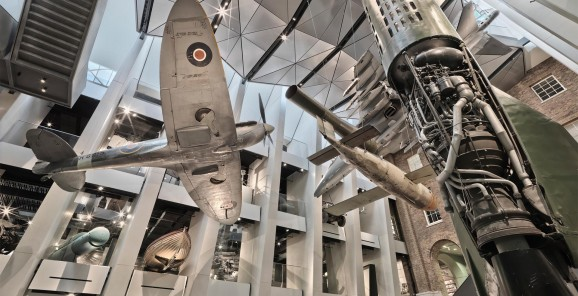 Imperial War Museum Relaunch