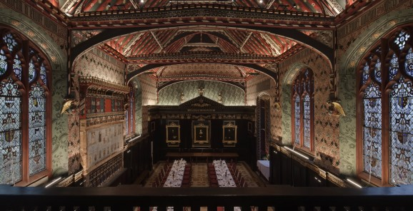 The Old Hall – Queens' College, Cambridge