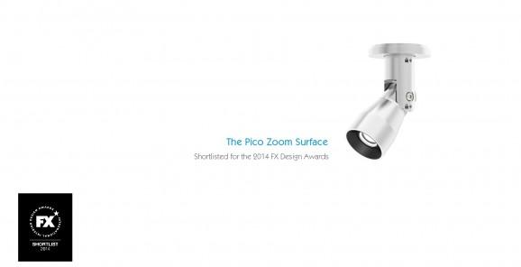 Pico Zoom FX International Interior Design Awards 2014
